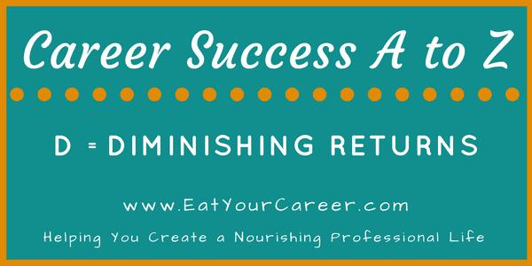 D- Career Success A to Z