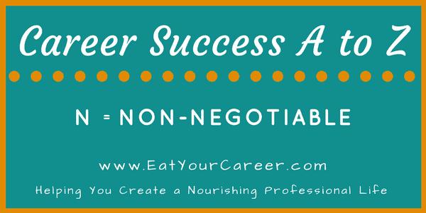 N-Non-negotiable