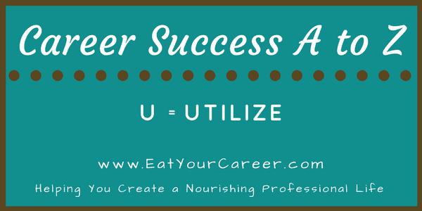 Career Success A to Z-Utilize