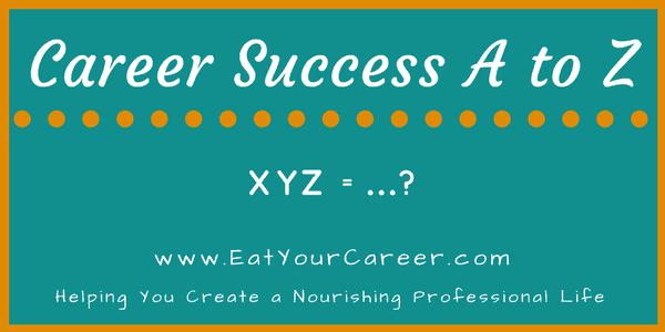 Career Success A to Z-XYZ